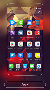 Smart New OS 12 Theme