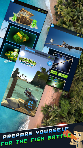 Shark Fishing Simulator 2018 - Free Fishing Games 1.0 {cheat|hack|gameplay|apk mod|resources generator} 2