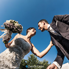 Wedding photographer Davide Cetta (cetta). Photo of 10.07.2014