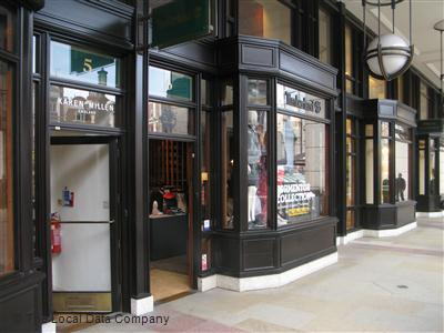 76a0cd9a172 Timberland on Bishopsgate Arcade - Fashion Shops in The City, London ...