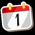 Calendar Malaysia 2018 3D icon