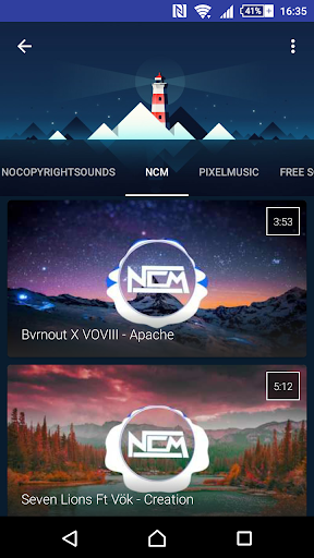 Music for Creators for PC