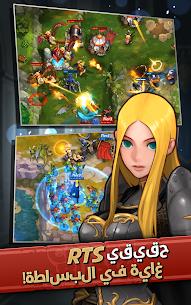 تحميل لعبة Castle Burn – RTS Revolution مهكرة الاصدار الاخير 10