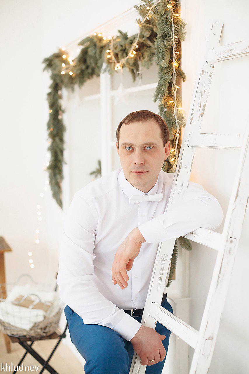 Константин Хлуднев в Екатеринбурге
