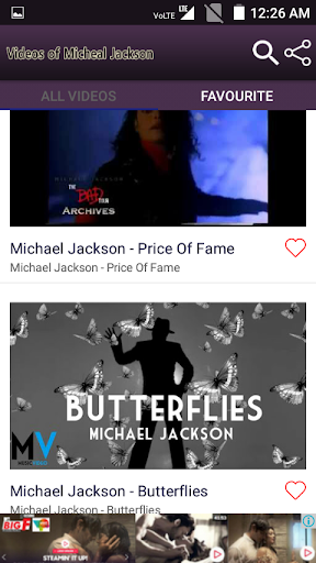 Download Video songs of Michael Jackson Google Play