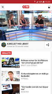 Aftonbladet Supernytt- screenshot thumbnail