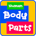 Learning Human Body Parts icon