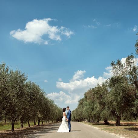 Fotografo di matrimoni Diego Latino (latino). Foto del 04.10.2018
