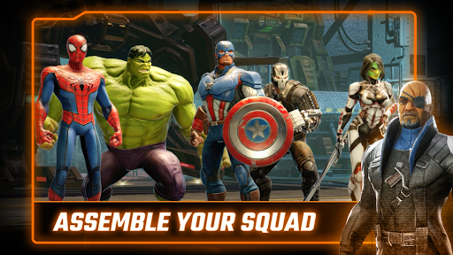 MARVEL Strike Force  screenshots 7