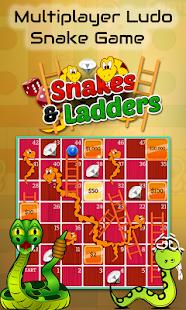 Multiplayer Ludo Snake Game - náhled