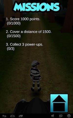 android Prison Break Runner Screenshot 2
