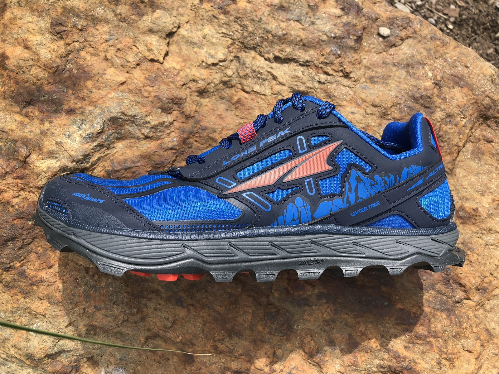 ffe74d9e51073 Sam  The Lone Peak is Altra s best selling trail running shoe. It is also  the best selling trail shoe in run speciality stores