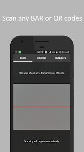 EB QR-Code Scanner - náhled