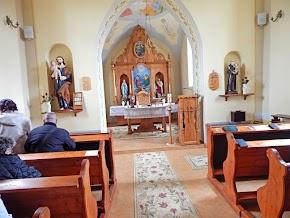 Kisszelmenci Katolikus templom