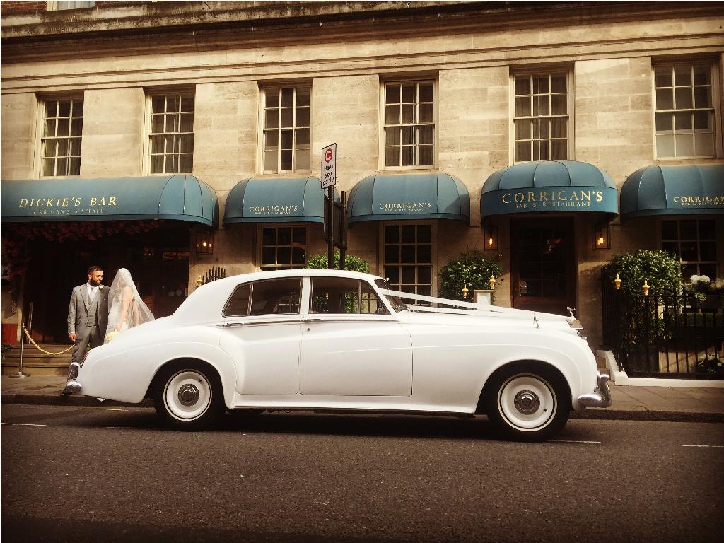 Rolls-Royce Silver Cloud II Hire London