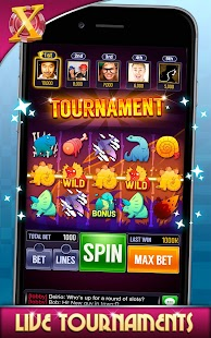 Casino X - Free Online Slots- screenshot thumbnail