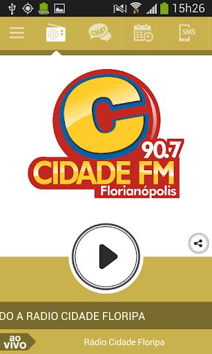 Rádio Cidade Floripa