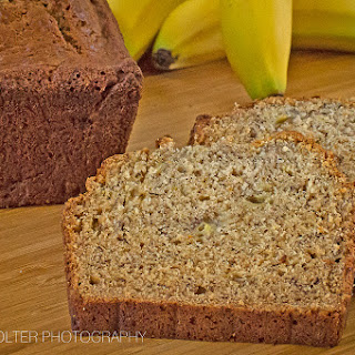 Homemade Spiced Banana Bread