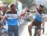De derde etappe van de Tour de France is aan de gang