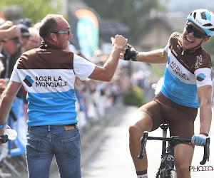 Benoît Cosnefoy haalt het net van Bauke Mollema in slotetappe La Route d'Occitanie, eindwinst is voor Egan Bernal