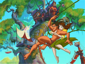Photo: Tarzan e Jane