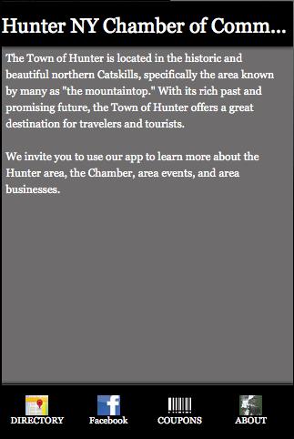 Hunter NY Chamber of Commerce