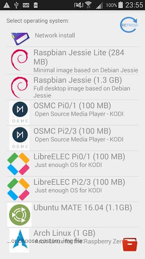 Pi SD Card Imager 1.05 screenshots 2
