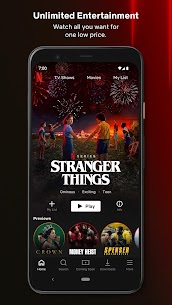 Netflix MOD APK (Premium Version) for Android 1