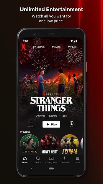 Screenshot - Netflix