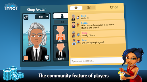 Multiplayer Tarot Game screenshot 5