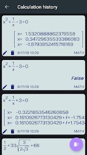 Calculator FX 350es v3.6.0 [Premium] APK [Latest] 3
