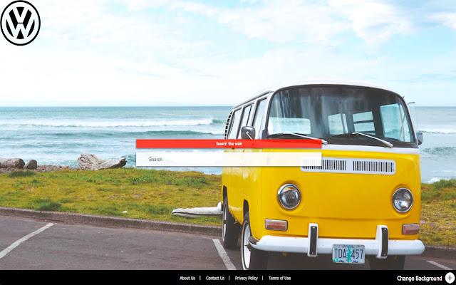 VW Bus Custom Backgrounds