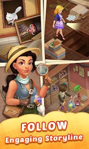 Matchington Mansion Mod 1.89.0 Apk [Unlimited Coins/Lives] 4