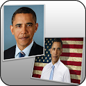 Barack Obama Biography icon