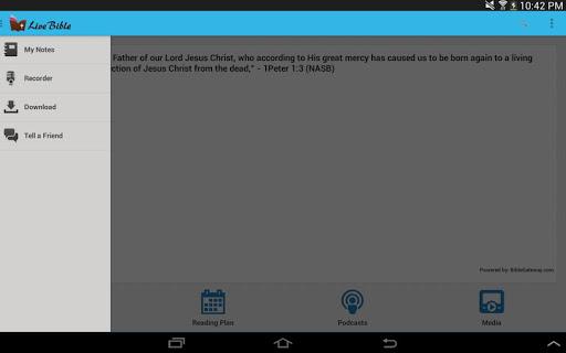 LiveBible screenshot 9