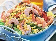 Corn & Pea Salad