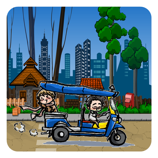 Tuk Tuk Racing Adventure Game