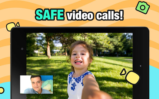 JusTalk Kids - Safe Video Chat and Messenger 0.9.13 screenshots 10