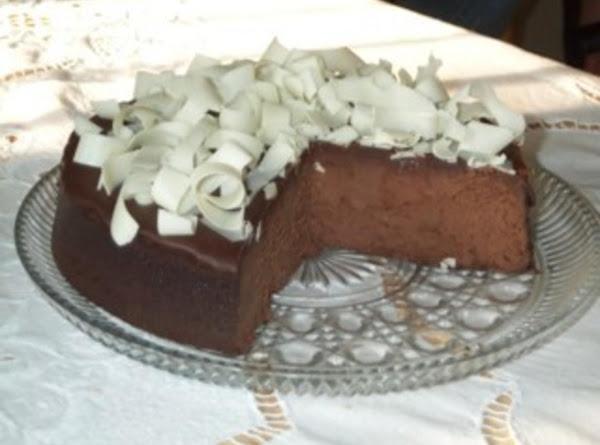 Fredas  Chocolate Dream Cheese Cake Recipe