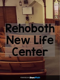 Rehoboth New Life Center- screenshot thumbnail