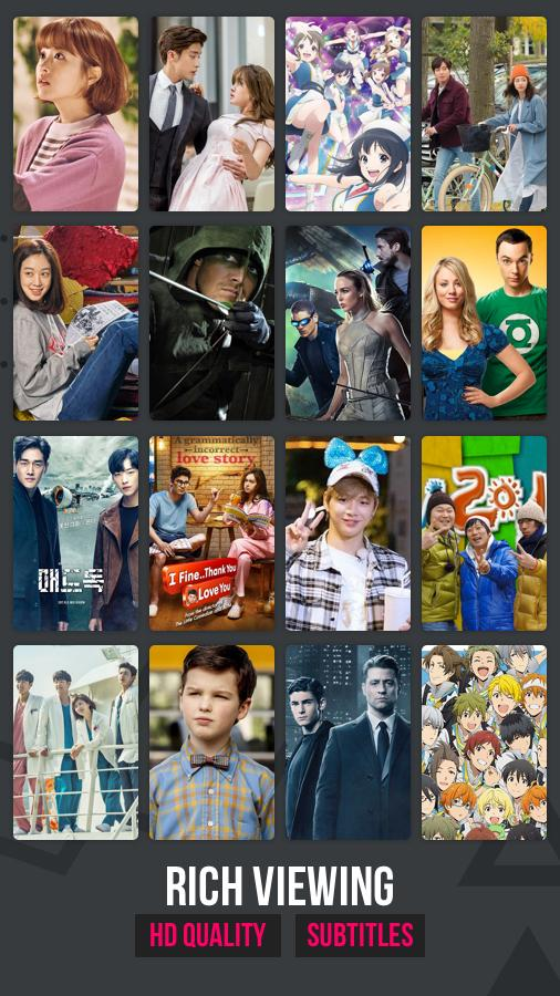 Tribe – Stream Korean Dramas & Hollywood Shows- screenshot