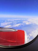Photo: 10:08 A320 to Zürich above engine