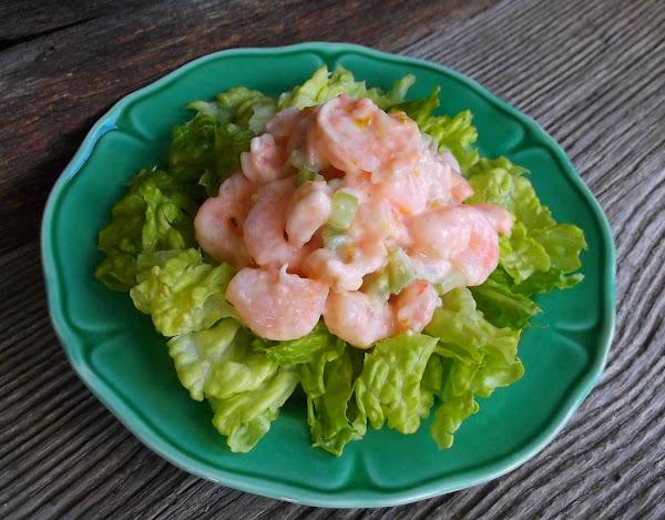 Sassy Shrimp Salad Recipe