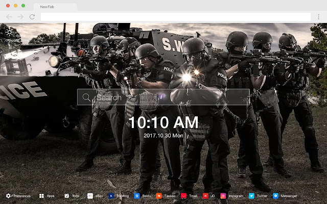 Police and Special Alerts New Tabs HD  Themes