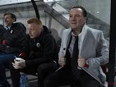 Frank Dauwen, assistent bij Beerschot Wilrijk, is twee matchen geschorst