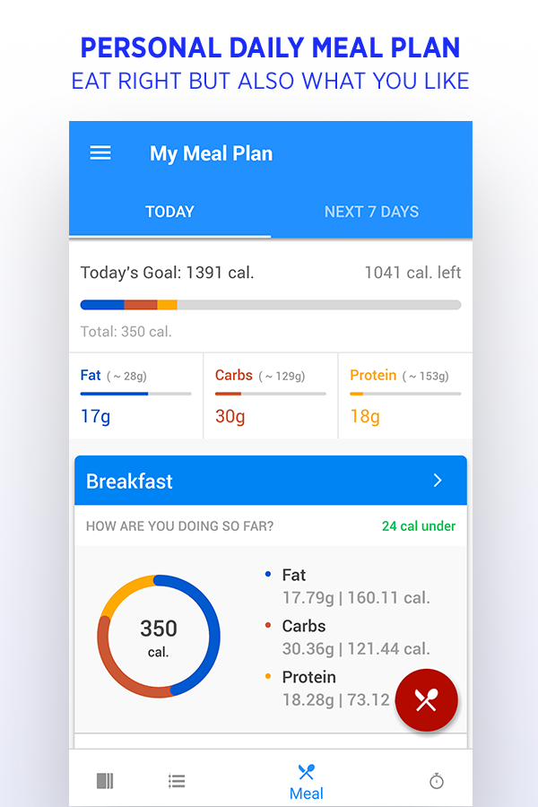 FitWell Personal Fitness Coach- screenshot