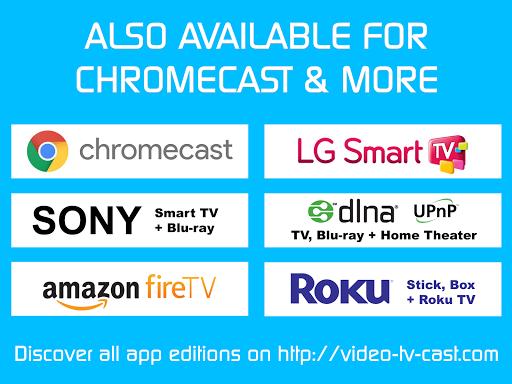 Video & TV Cast | Samsung TV - HD Movie Streaming 2.25 screenshots 8