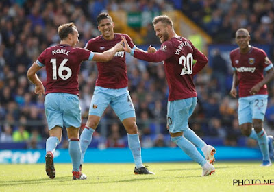 Premier League : West Ham cartonne les Wolves de Dendoncker