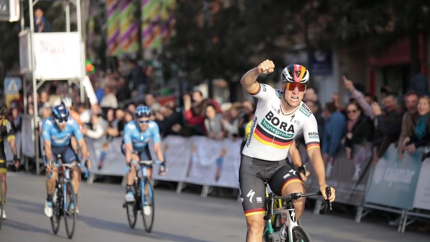 Ackermann es el último vencedor de la Clásica de Almería.