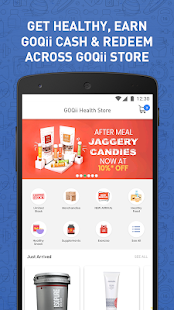 GOQii - Preventive Healthcare. Screenshot